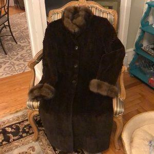 Mink/Sable coat